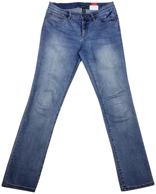 Preload https://img-static.tradesy.com/item/25152304/lauren-jeans-company-blue-distressed-rl-6-straight-leg-jeans-size-29-6-m-0-2-650-650.jpg