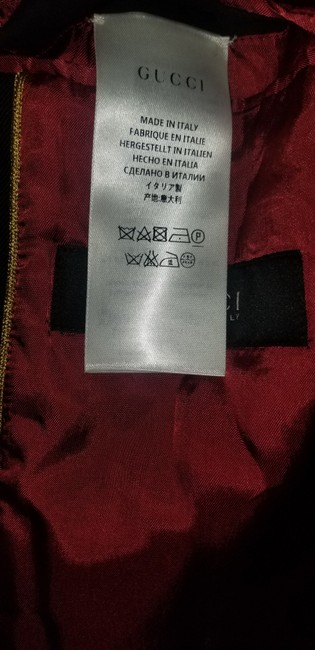Gucci Military Jacket Image 2