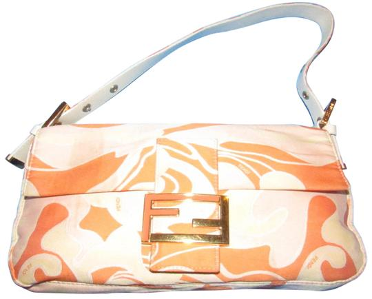 Preload https://img-static.tradesy.com/item/25152380/fendi-limited-edition-baguette-purses-abstract-multi-color-print-silk-and-taupe-leather-shoulder-bag-0-1-540-540.jpg