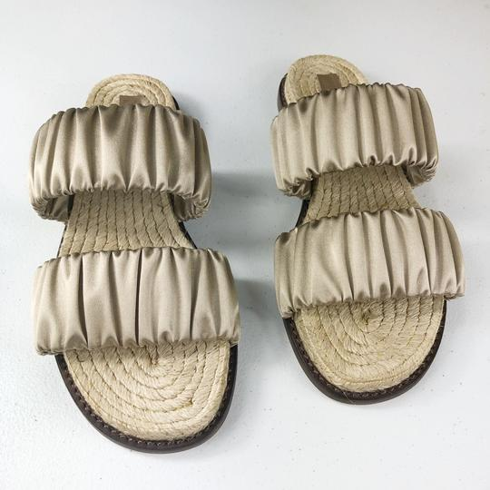 Mercedes Castillo Grey Sandals Image 1
