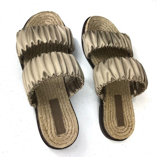 Mercedes Castillo Grey Sandals Image 2