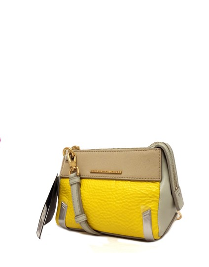 Marc by Marc Jacobs Sheltered Island Camisole Crossbody Wheat Multi Messenger Bag Image 1