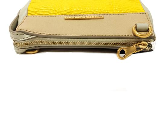 Marc by Marc Jacobs Sheltered Island Camisole Crossbody Wheat Multi Messenger Bag Image 5