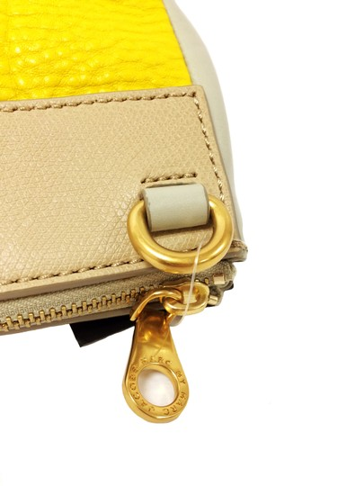 Marc by Marc Jacobs Sheltered Island Camisole Crossbody Wheat Multi Messenger Bag Image 9