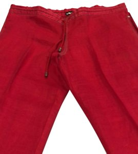 Dollhouse Relaxed Pants red