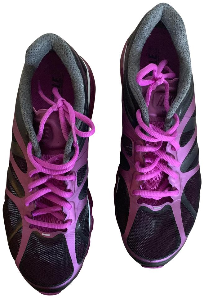 new styles 368ef 8a65f Nike Black/Magenta Women's Air Max Fitsole Bk/Magenta Sneakers Size US 9.5  Regular (M, B) 64% off retail
