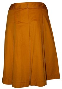 Tara Jarmon Skirt Rust / Burnt orange