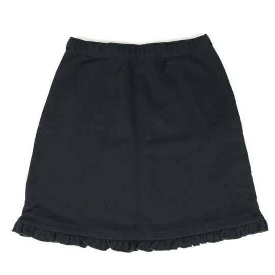 Gucci Navy Jersey Children's Felted Cotton Ruffled Skirt 12 Years 435061 413 Groomsman Gift Image 1