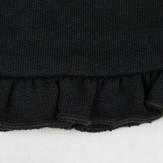 Gucci Navy Jersey Children's Felted Cotton Ruffled Skirt 12 Years 435061 413 Groomsman Gift Image 2