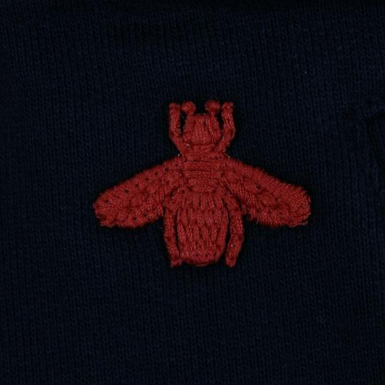 Gucci Navy Jersey Children's Felted Cotton Ruffled Skirt 12 Years 435061 413 Groomsman Gift Image 3