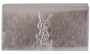 Saint Laurent silver Clutch