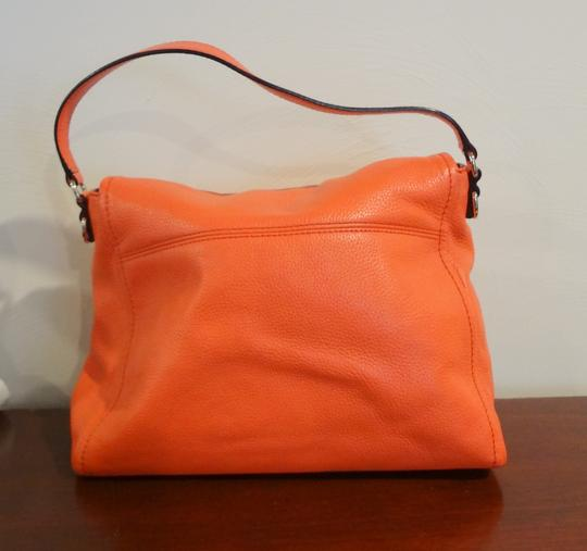 Kate Spade Cobble Cobble Hill Toddy Orange Shoulder Bag Image 3