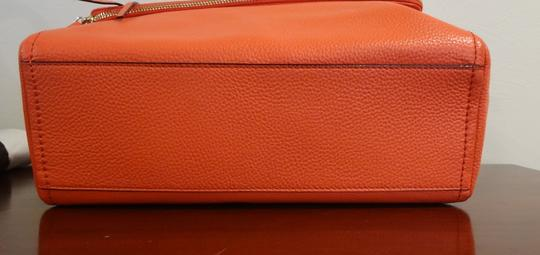 Kate Spade Cobble Cobble Hill Toddy Orange Shoulder Bag Image 5