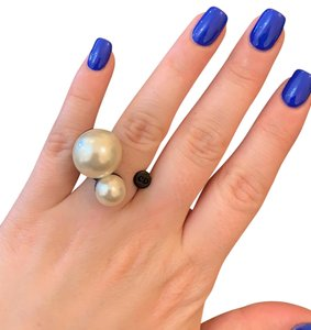Dior UltraDior Faux Pearl Ring