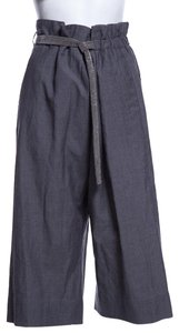 Brunello Cucinelli Capri/Cropped Pants Grey