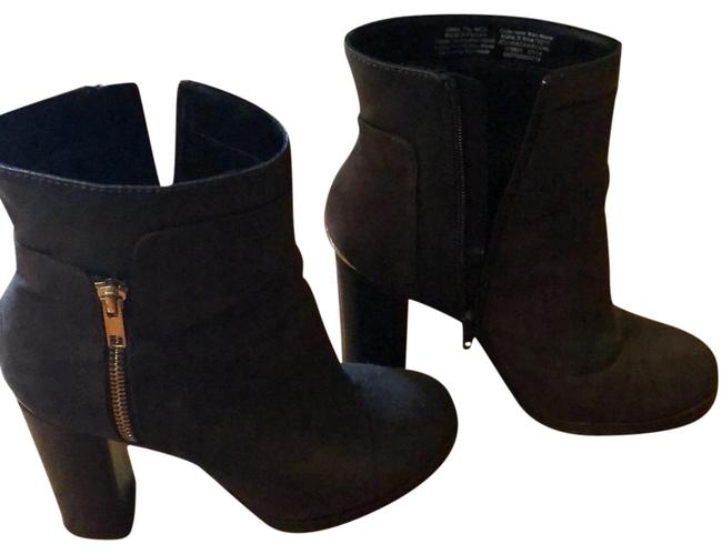 Juicy Couture Grey Boots/Booties Size US 7.5 Regular (M, B) Juicy Couture Grey Boots/Booties Size US 7.5 Regular (M, B) Image 1
