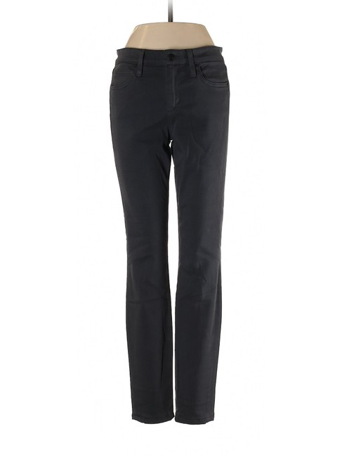 Item - Charcoal Gray Dark Rinse Mid Jegging Skinny Jeans Size 27 (4, S)