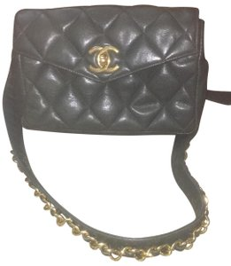 88a66f237ce0 Green Leather Chanel Bags - 70% - 90% off at Tradesy
