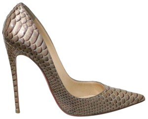 prix d'usine f5991 03f77 Christian Louboutin Python Collection - Up to 70% off at Tradesy
