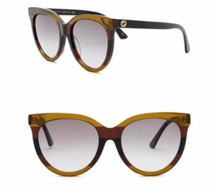 fe9fbff750f35 Brown Gucci Sunglasses - Up to 70% off at Tradesy