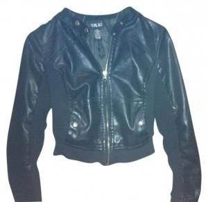 Taxi Motorcycle Jacket