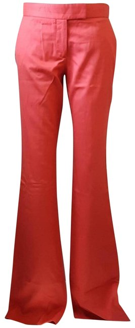 Stella McCartney Coral Unk Pants Size 4 (S, 27) Stella McCartney Coral Unk Pants Size 4 (S, 27) Image 1