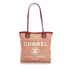 68d409f3001c Pink Chanel Bags - Up to 70% off at Tradesy (Page 16)