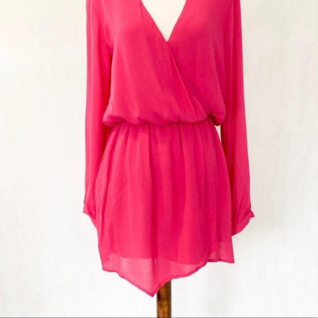4Sienna short dress Pink on Tradesy Image 2