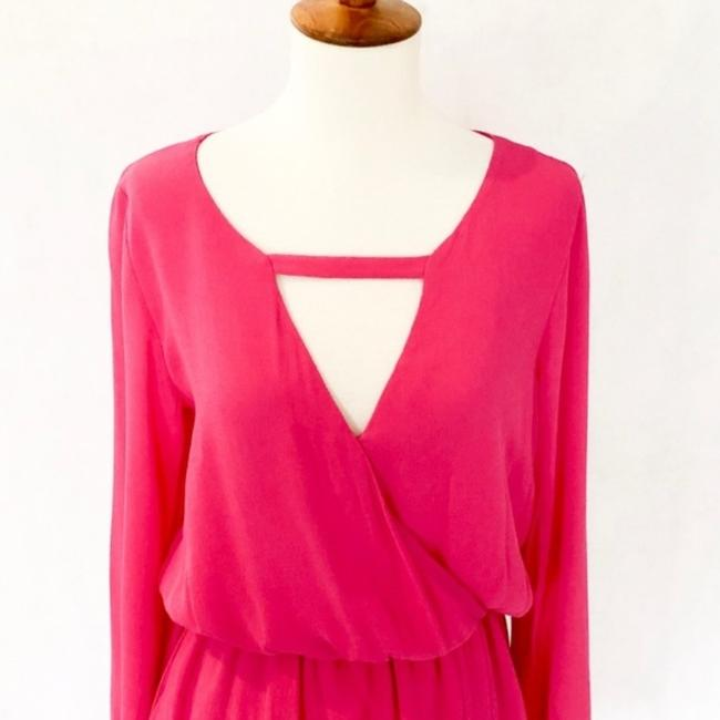 4Sienna short dress Pink on Tradesy Image 3