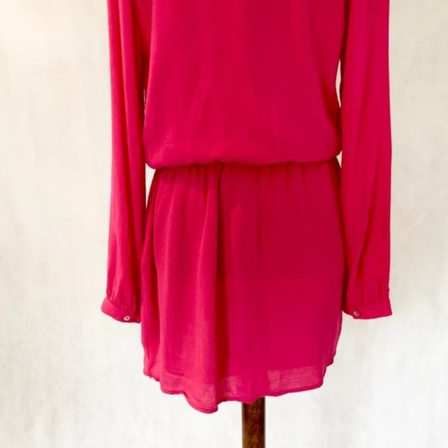 4Sienna short dress Pink on Tradesy Image 4