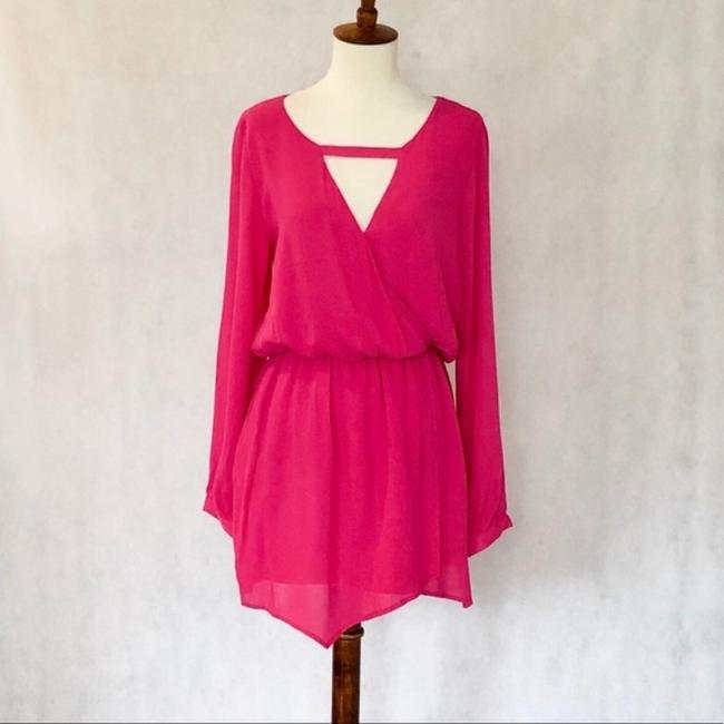 4Sienna short dress Pink on Tradesy Image 7