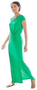 Green Maxi Dress by Chico's
