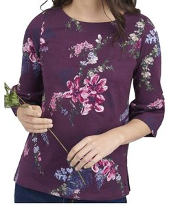Joules Top Plum