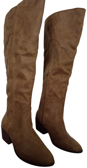 Fergalicious By Fergie Women/'s Foxley Knee-High Boot
