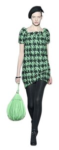 Marc by Marc Jacobs short dress green and black on Tradesy