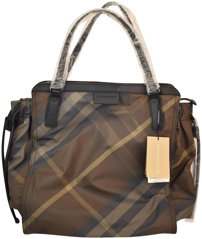 f197d84f017f Burberry Buckleigh Birch Grey Check Sm Logo Packable Multicolor ...
