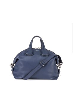 Givenchy Satchel in Midnight Blue