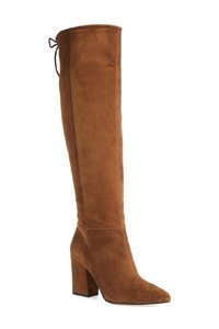 Vince Camuto Suede Leather Tall Brown Boots