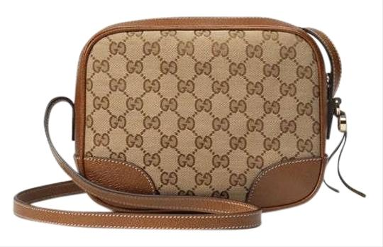 Preload https://img-static.tradesy.com/item/25161757/gucci-canvas-leather-brown-cross-body-bag-0-1-540-540.jpg