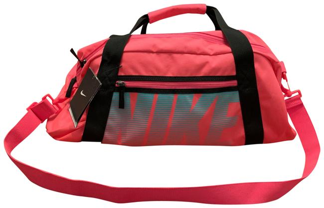 Item - Duffle Gym Pink Polyester Backpack