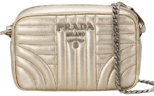 Prada Leather Date Night Cross Body Bag