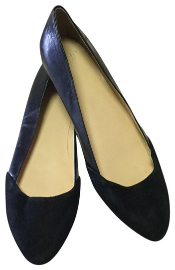 Cole Haan Black Grand Os Leather and