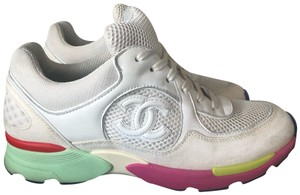 b4add6491704 Chanel Sneakers on Sale - Up to 70% off at Tradesy