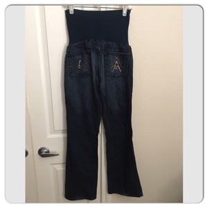 7 For All Mankind Flare Maternity Jeans