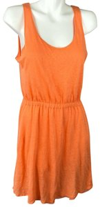 Majestic Filatures short dress Orange on Tradesy