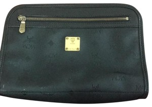 MCM MCM Clutch Pouch Cosmetic Bag