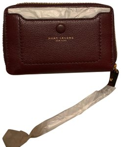 7cde54b66273 Marc by Marc Jacobs Wristlet in Cordovan (Wine Red)