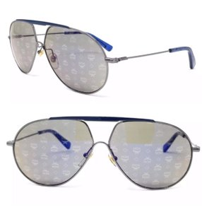a29f4142801af Blue MCM Sunglasses - Up to 70% off at Tradesy