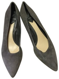 Brian Atwood Gray Pumps