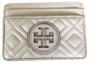 Tory Burch Marion Quilt Slim Card Holder